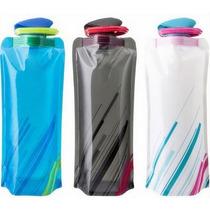 Botella Bolsa De Hidratación Portátil 700ml - Ag