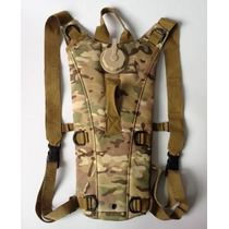Mochila Bolsa De Hidratación Camel Bag Militar Sierra - Ag