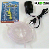 Kit Action Air Bomba De Aire 1 Salida Peceras Aquario Daa