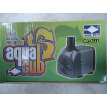Bomba De Agua Sumergible 1200l/h 2m