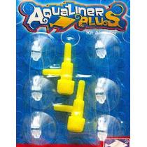 Aqualiners Alineador De Manguera Con Valvulas De Aire Vmj