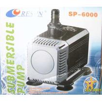 Bomba Sumergible Marca Resun Modelo Sp-6000 2800ltrs/hr