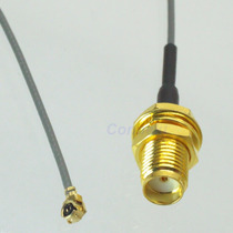 Cable Pigtail 20cm Conector Sma Hembra A Ipx U.fl Hembra 1.1