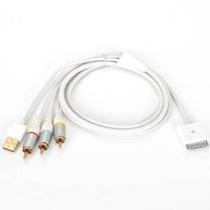 Av De Vídeo Compuesto A-tv Rca Cable Usb Para Apple Ipad 1 I