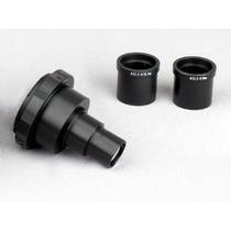 Adaptador Amscope Conecta Canon Dslr En Microscopios Maa