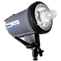 Flash Fotografico 400 Watts Fotografia Video Luz Prof Hm4