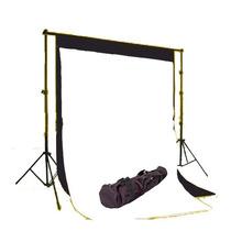 Kit Fotografico De Iluminacion Estudio Portafondos Vbf