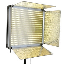 1 Panel Led Luz Iluminación Regulable Bicolor Video/foto