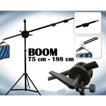 Brazo Boom Para Iluminación De Fotografía, Nikon, Canon
