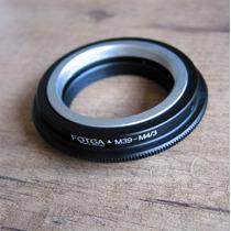 Adaptador Leica Rosca M39 Para Camaras Lumix Gh