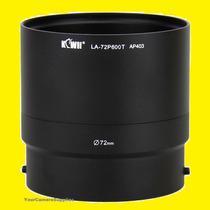 Adaptador P/ Poner Filtros Y Lentes A Nikon Coolpix P600