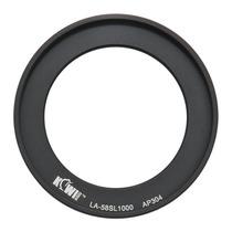 Anillo Adaptador Usar Filtros Lentes 58mm En Fujifilm Sl1000