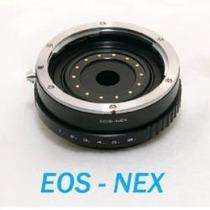 Adaptador Para Usar Lentes Canon En Sony Nex3 Nex5 Nex7 Hm4