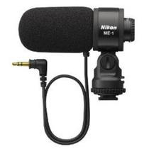 Microfono Estereo Nikon Me-1 Mejora La Calidad Video Mn4
