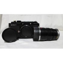 Juego De Tapas Montura / Bayoneta Leica M