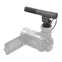Kit Microfono Stereo Megagear Shotgun Cubierta Deadcat Op4