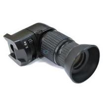 Visor Right Angle Viewfinder 1x-2.5x P/ Canon Nikon Sony Hm4