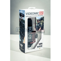 Micrófono Rode Videomic Go Cámara Fotográfica Video Dslr