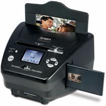 Ion Audio Pics 2 Sd Escaner Para Pelicula