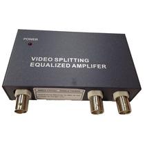 Cvad102 Amplificador De Video/ Entrada De Video Bnc/ 2 Salid