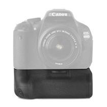 Soporte Baterías Aa Con Empuñadura Para Canon 550d 600d 650