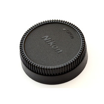 Montura Nikon Tapa Back Lente Lf-4 Trasera Generica
