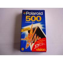 Cartucho Polaroid 500 Para Camara Instantanea Caducado 10/01