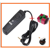 Control Remoto Alambrico P/nikon D300s D3s D3x D4 D700 D800