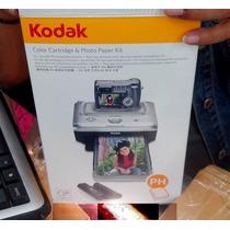 Papel Para Impresora Fotografica Kodak Easyshare