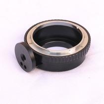 Adaptador Lentes Canon Fd A Micro 4/3 Olympus Panasonic Mn4