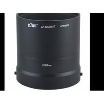 Adaptador Para Usar Lentes 62mm En Nikon Coolpix L840 Nuevo