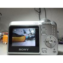 Cámara Fotográfica Sony Dsc-s650 Cyber-shot Refacciones