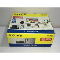 Sony Cyber-shot Css-hd1 Base Para Cámara Salidas Hd T100