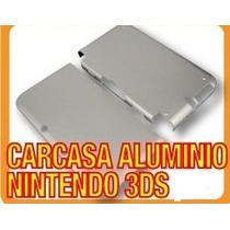 Funda De Aluminio Nintendo 3ds Varios Colores 100% Nueva!