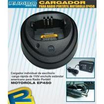 Cargador Rapido Original Para Radio Motorola Ep 450