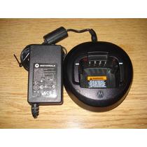 Cargador De Baterias Para Radios Ep350 Motorola