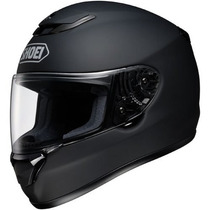 Casco Shoei Qwest Negro Mate Dot Ece 5 Estrellas Sharp
