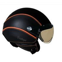 Casco Moto Tipo Vespa Nexx X60 Vintage Solo $3,200
