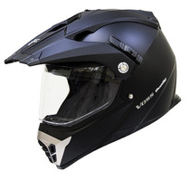 Casco Doble Proposito Con Lentes Internos Voss Dot
