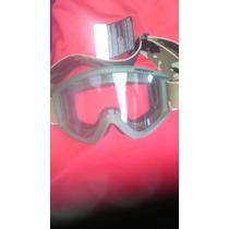 Moto Cross Cuatri Goggles Camuflaje