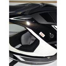Casco Para Motocross / Enduro / Cuatrimotos