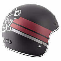 Casco Joe Rocket Rkt600 Dyno Moto Diseño Estampados Mate