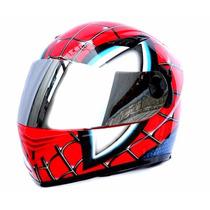 Casco Masei Spider Man Spiderman