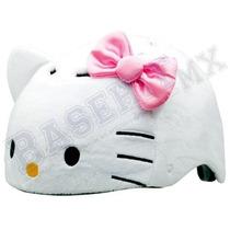 Casco Hello Kitty Para Niña, Bicicleta O Patines