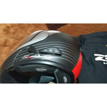 Casco Zeus Con Bluetooth De Helmet