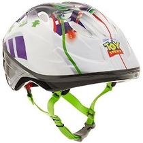 Toy Story Star Commander Casco De La Bici De Bell Niño