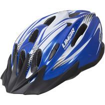 Bike Helmet - Gran 57-61cm Negro Azul Limar 535 Mtb