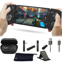 Phonejoy Pro Control Juego Bluetooth Android Cel Iphone Tab