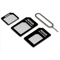 Kit Adaptador Sim Gsm Micro Sim Y Nano Sim A Sim Iphone Sams