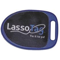 Rastreador Para Artículos Bluetooth Lassotag Ibeacon-celeste